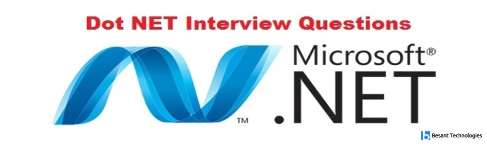 dot net interview questions for freshers