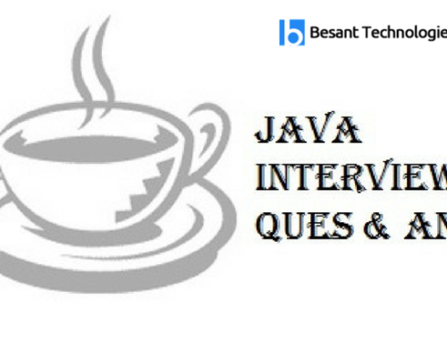 Java Interview Questions & Answers – Part2