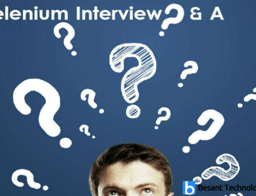 Selenium Interview Questions and Answers – Part1