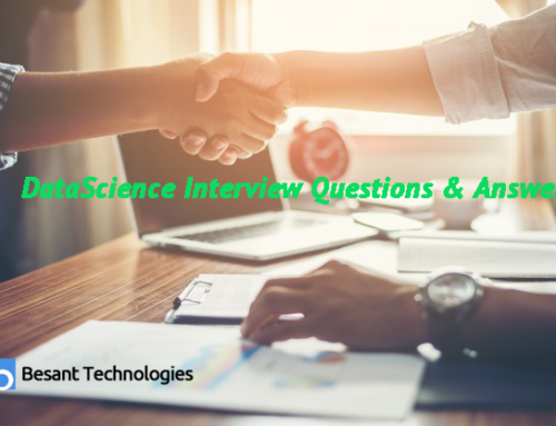 Most Popular DataScience Interview Questions & Answers