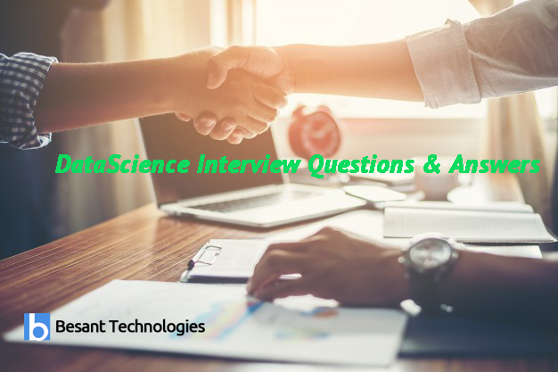 DataScience Interview Questions & Answers