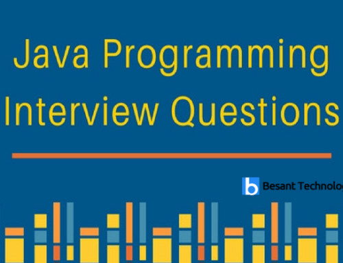 Java Interview Questions & Answers – Part3