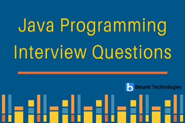 java interview Q&Ans