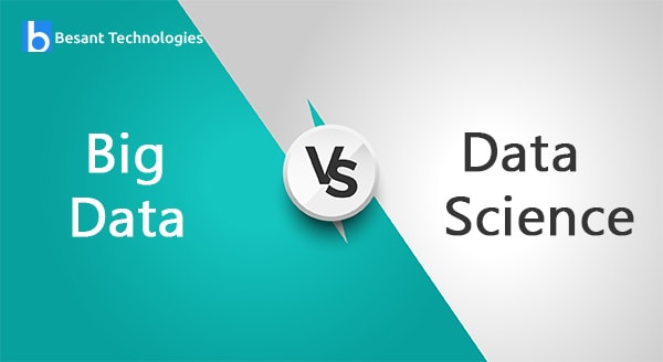 Comparison of Big Data and Data Science