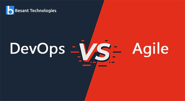 Comparison of DevOps vs Agile