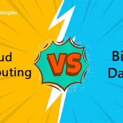 Cloud Computing vs Big Data Comparison