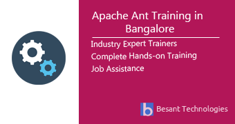 Apache Ant Training in Bangalore