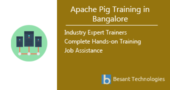Apache Pig Training in Bangalore