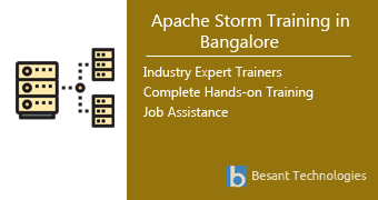 Apache Storm Training in Bangalore