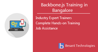 Backbone.js Training in Bangalore