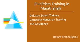 Blue Prism Training in Marathahalli