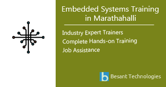 Embedded Systems Training in Marathahalli