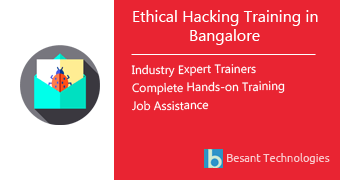 Ethical Hacking Training in Bangalore