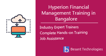 Hyperion Financial Management Training in Bangalore