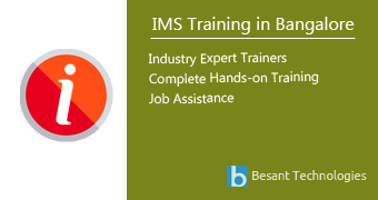 IMS Training in Bangalore