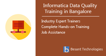 Informatica Data Quality Training in Bangalore