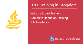 J2EE Training in Bangalore