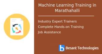 Machine Learning Training in Marathahalli