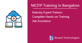 MCITP Training in Bangalore