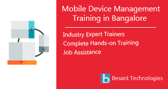 Mobile Device Management Training in Bangalore