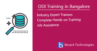 ODI Training in Bangalore