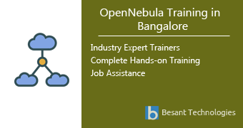 OpenNebula Training in Bangalore