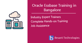 Oracle Essbase Training in Bangalore