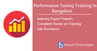 Performance Tuning Training in Bangalore
