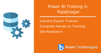 Power BI Training in Rajajinagar