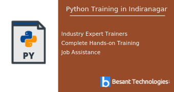 Python Training in Indiranagar