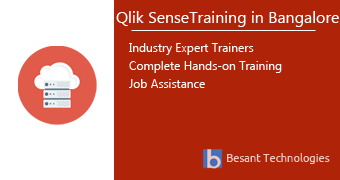 Qlik Sense Training in Bangalore