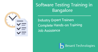 Software Testing Training in Bangalore