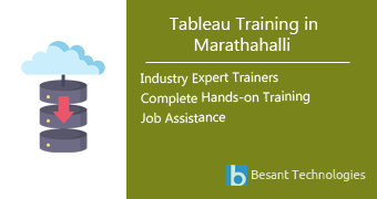 Tableau Training in Marathahalli