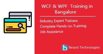 WCF & WPF Training in Bangalore