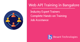 Web API Training in Bangalore
