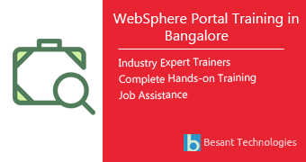 WebSphere Portal Training in Bangalore