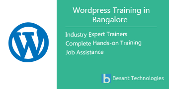 Wordpress Training in Bangalore