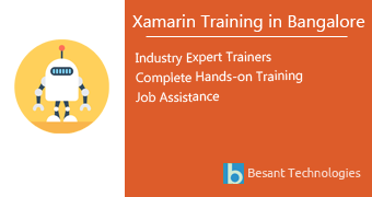 Xamarin Training in Bangalore